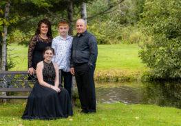 Famille Karine et Germain