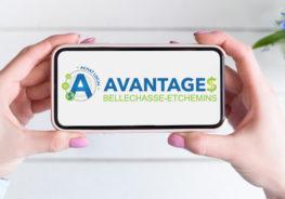 Logo de la campagne Avantage$ – CCBE